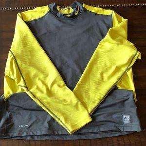 Nike pro combat hyper warm XXL shirt